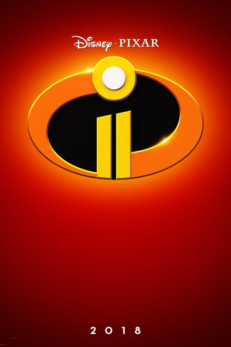 Incredibles 2 Original Ds Movie Poster 27x40 D S 2018 Advance Pixar Ebay